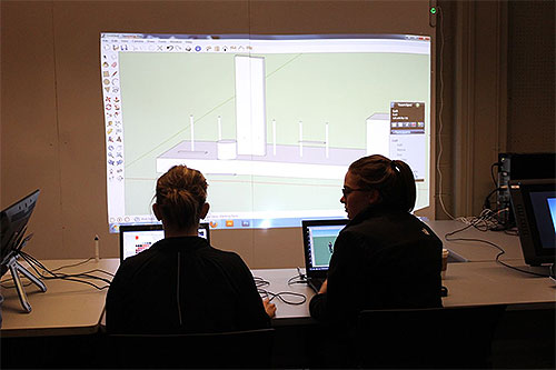 collaborative design in ilab