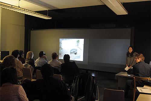 studio presentations in ilab