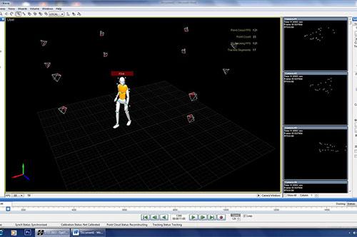 motion capture technology